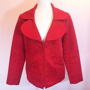 Laura Ashley Woman's Blazer
